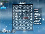 Флеш игра онлайн Поиск Gameplay слова - 12 / Word Search Gameplay - 12