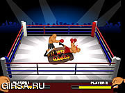 Флеш игра онлайн Мировой чемпионат по боксу / World Boxing Tournament