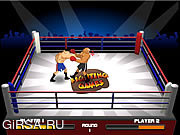 Флеш игра онлайн World Boxing Tournament 2