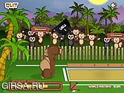 Флеш игра онлайн Миров сильный обезьян