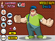 Игра Wreck It Ralph Dress Up