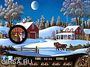 Флеш игра онлайн X- Mas Jingle Bells Sniper