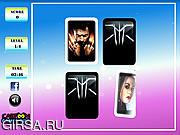Флеш игра онлайн Подбери пару - Люди Икс / X Men Memory