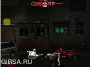 Флеш игра онлайн Точильщик 6000 зомби