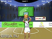 Флеш игра онлайн 3 Point Shootout