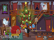 Игра Casper's Haunted Christmas