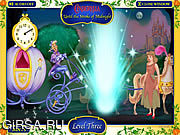 Флеш игра онлайн Cinderella: Until the Stroke of Midnight