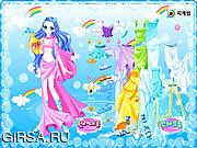 Флеш игра онлайн Водолей / Aquarius