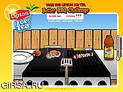 Флеш игра онлайн Лучше барбекю вызов / Better BBQ Challenge