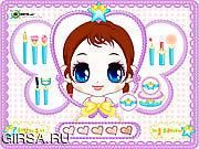 Флеш игра онлайн Betty Make up