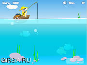 Флеш игра онлайн Big Fish