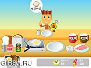 Флеш игра онлайн Breakfast