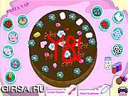 Флеш игра онлайн Украшение торта / Cake Decoration
