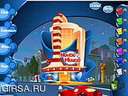 Флеш игра онлайн Клуб мыши Mickey одевает вверх