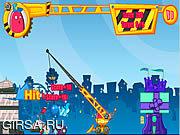 Флеш игра онлайн Разрушитель зданий