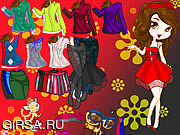 Dora Doll Dressup