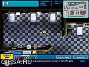 Флеш игра онлайн Возможность кресло-коляскы ER / ER Wheelchair Challenge
