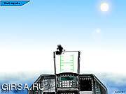 Флеш игра онлайн Истребитель F16 Стали / F16 Steel Fighter