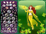 Флеш игра онлайн Фея 19 / Fairy 19