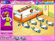 Флеш игра онлайн Ресторан семьи