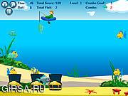 Флеш игра онлайн Fishing Trip