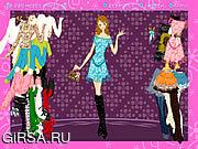 Игра Flower Clothing DressUp