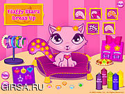 Флеш игра онлайн Fluffy Starz Dress up