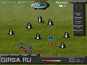 Флеш игра онлайн Галактическое завоевание