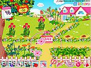 Флеш игра онлайн Садик Сью / Sue Gardening