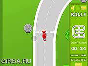 Флеш игра онлайн Гонщик гр / GH Racer