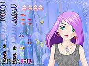 Флеш игра онлайн Girl Makeover 21