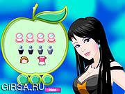 Флеш игра онлайн Girl Makeover 22