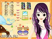 Флеш игра онлайн Girl Makeover 29
