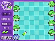 Флеш игра онлайн Счастливая пилюлька