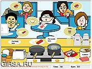 Флеш игра онлайн Кафе HK / HK Cafe