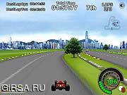 Флеш игра онлайн Хо-пин Тунг гонщик