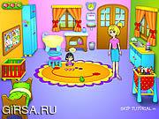 Флеш игра онлайн Детский сад