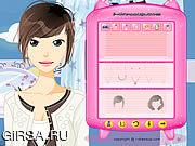 Флеш игра онлайн Lori Dressup