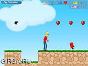 Флеш игра онлайн Тропка влюбленности / Love Trail