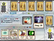 Флеш игра онлайн Maganic войны