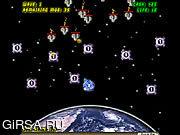 Флеш игра онлайн Массивный Космический Башни Обороны / Massive Space Tower Defense