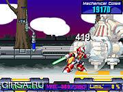 Флеш игра онлайн Суперлюди X Вирус Миссия 2