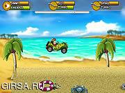 Флеш игра онлайн Обезьяна Kart