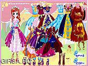 Игра Принцесса в костюме / Princess in Costume