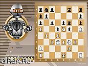 Флеш игра онлайн Робо Шахматы