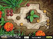 Флеш игра онлайн Сад утеса