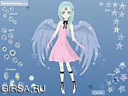 Sad Fairy Dressup