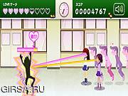 Флеш игра онлайн Школа Флирта