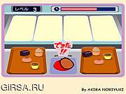 Флеш игра онлайн Делите еду
