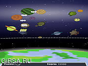 Флеш игра онлайн Solarsaurs